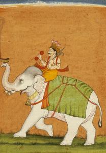 Dipak Raga, circa 1700