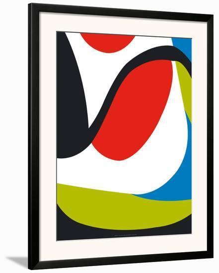 Diptyque, c.2009 (left)-Anne Montiel-Framed Art Print