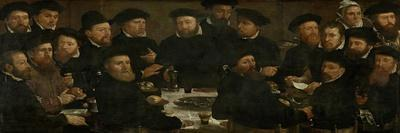 Banquet of Eighteen Guardsmen of Amsterdam, known as the Perch Eaters