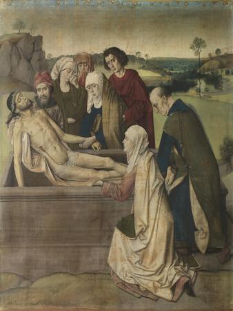 Entombment, C.1450-60