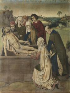 Entombment, C.1450-60 by Dirck Bouts