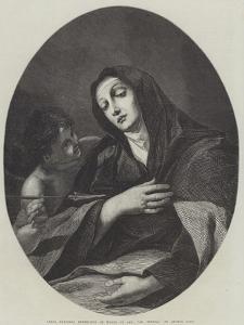 St Teresa by Dirck Van Delen