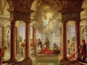 The Pool of Bethesda, 1645 by Dirck Van Delen