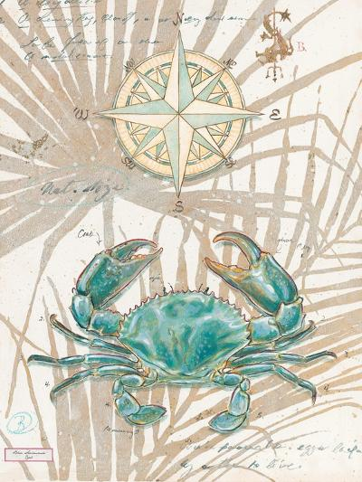 Directional Crab-Chad Barrett-Art Print