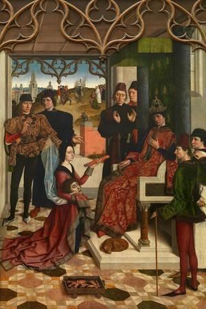 The Justice of Emperor Otto III: Ordeal by Fire, 1471-1475