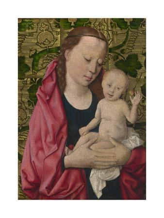 The Virgin and Child, Ca 1465