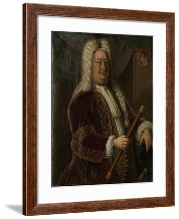 Dirk Van Cloon-Hendrik van den Bosch-Framed Art Print