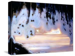 Agate Surface by Dirk Wiersma