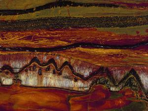Banded Iron Formation by Dirk Wiersma