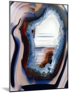 Geode Interior by Dirk Wiersma