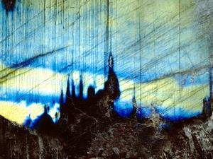 Iridescence In Labradorite Rock by Dirk Wiersma