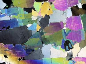 Muscovite, Thin Section by Dirk Wiersma