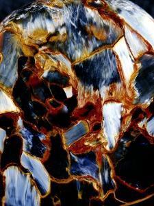 Pietersite Semi-precious Rock by Dirk Wiersma