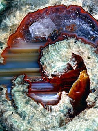 Rhyolitic Geode