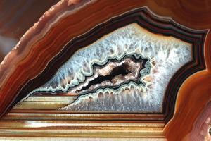Slice of Agate by Dirk Wiersma
