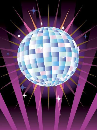 Disco Ball--Photo