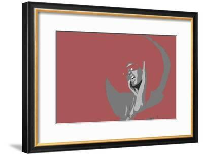 Disco Dance-NaxArt-Framed Art Print