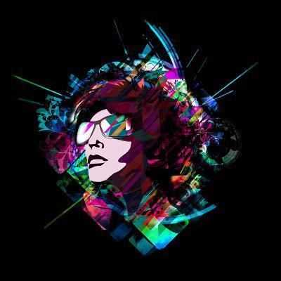 Disco-reznik_val-Art Print