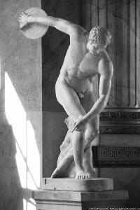 Discobolus Rome Italy