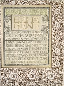 Discourses of the Buddha, Siddhartha Gautama, Frontispiece from German Behemen Publishing, Berlin