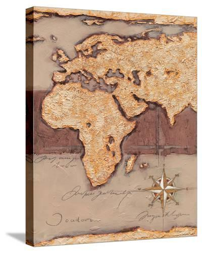 Discover Africa-Joadoor-Stretched Canvas Print