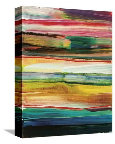 Discovered Day No. 7-Joan Davis-Stretched Canvas Print