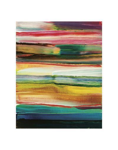 Discovered Day No. 7-Joan Davis-Art Print