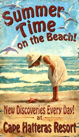 Discoveries Beach Vintage