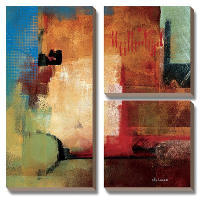 Discoveries-Noah Li-Leger-Canvas Art Set