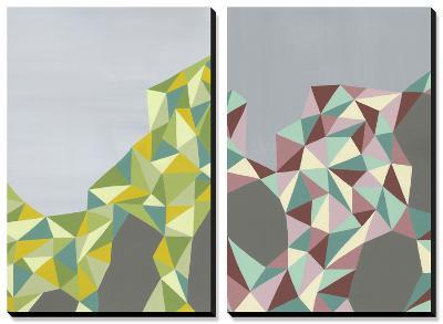 Discovery and Understanding-Jaime Derringer-Canvas Art Set