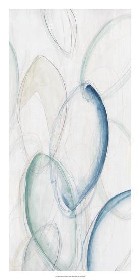 Discus IV-June Erica Vess-Art Print