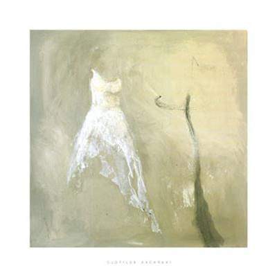 Discussion-Clotilde Ancarani-Art Print