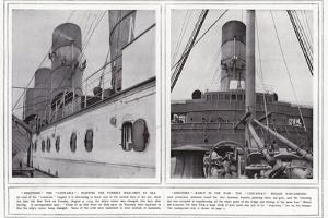 Disguising the Lusitania