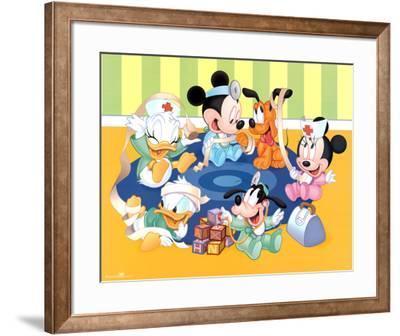 Disney Babies Kid Doctors
