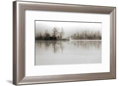 Dissolution-Henrik Spranz-Framed Art Print