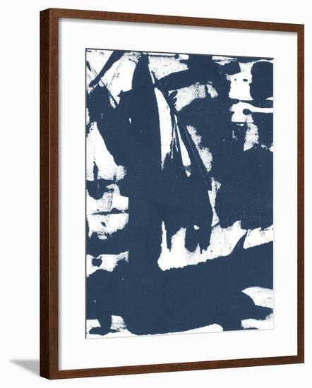 Distal - Chroma-Melissa Wenke-Framed Giclee Print