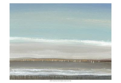 Distant Coast I--Art Print