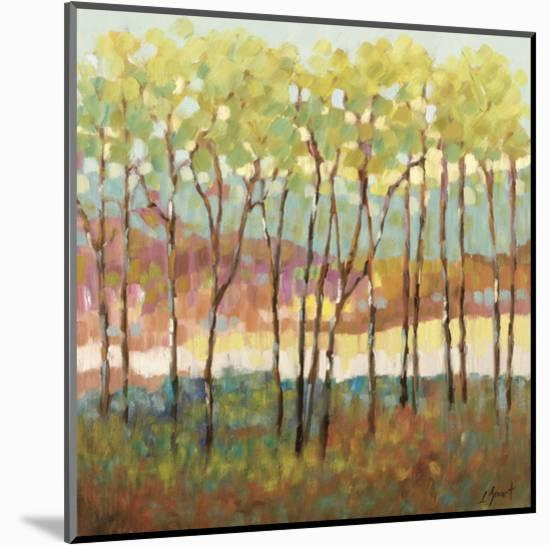 Distant Color-Libby Smart-Mounted Art Print