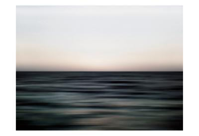 Distant Horizon-Tracey Telik-Art Print