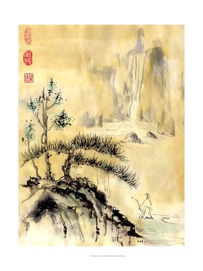 Distant Journey-Nan Rae-Art Print