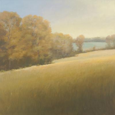 Distant Lake-Stephen Bach-Art Print