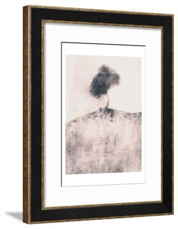 Distant Tree 2-Boho Hue Studio-Framed Art Print