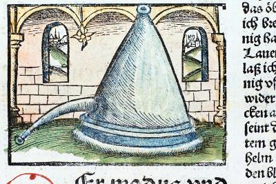 Distillation, 1500--Giclee Print