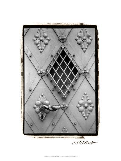 Distinguished Doors I-Laura Denardo-Art Print