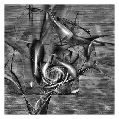 Distorted shape I-Jean-Fran?ois Dupuis-Art Print