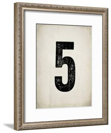 Distressed 5-Kindred Sol Collective-Framed Art Print