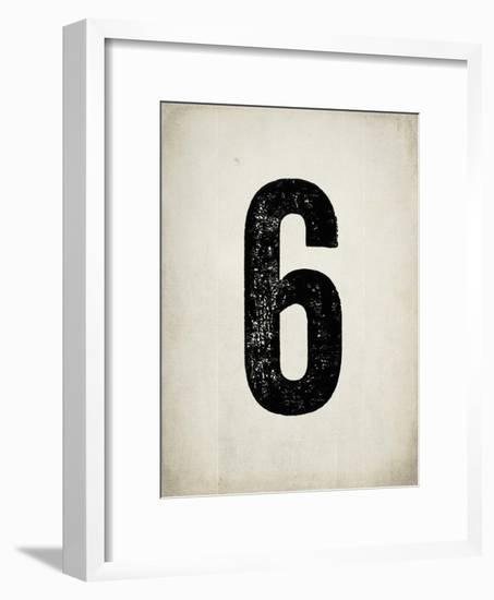 Distressed 6-Kindred Sol Collective-Framed Art Print