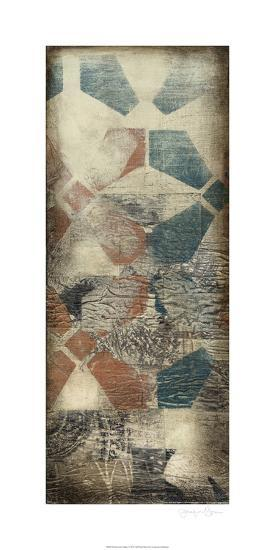 Distressed Collage I-Jennifer Goldberger-Limited Edition