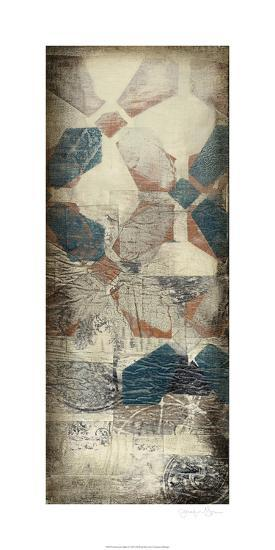 Distressed Collage II-Jennifer Goldberger-Limited Edition