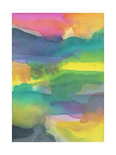 Distressed Landscape 1-Stephanie Pryor-Art Print